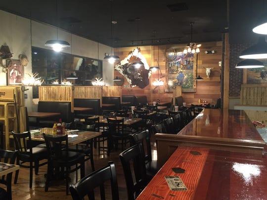 The popular Prescott cowboy-themed restaurant Lone