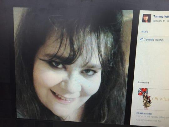 Tammy Wilder, 45, of Montpelier, via her Facebook profile.