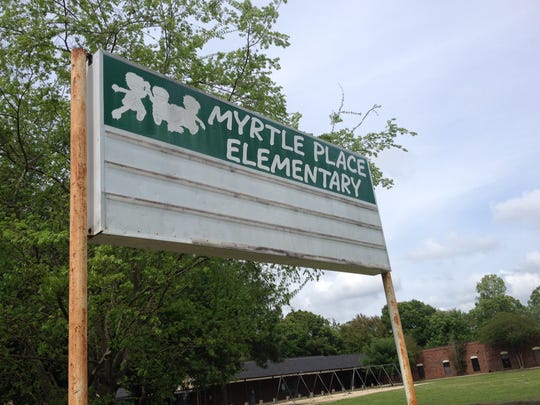 Myrtle Place Elementary has seen fewer disciplinary