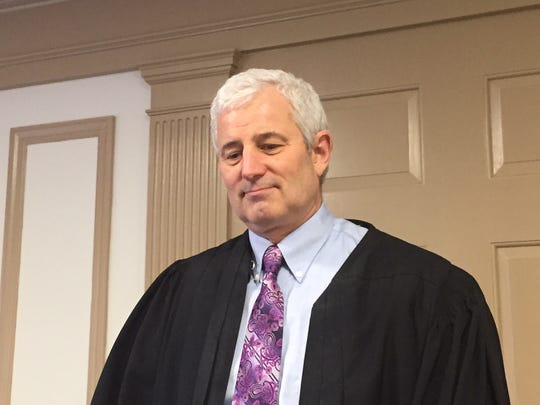 Superior Court Judge Thomas Critchley in Morristown, NJ