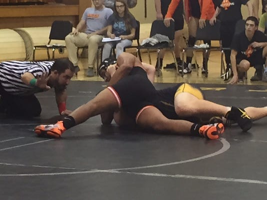 comeback kids a c wrestlers rally to win regional
