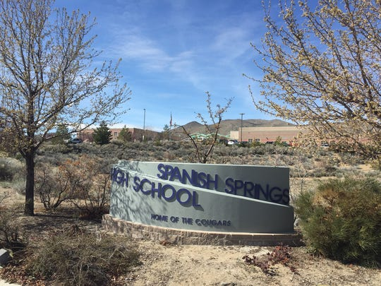 WCSD: No evidence of threat at Spanish Springs High, police on campus