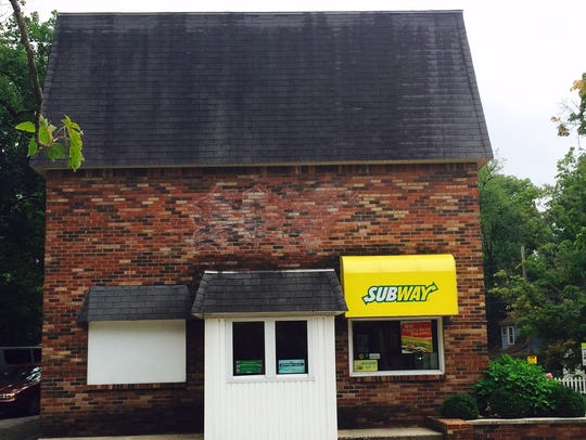 Subway in Bloomington where Jared Fogle frequented.