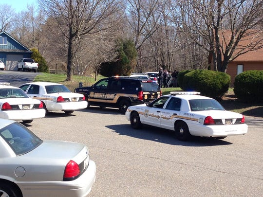 New Castle County Police apprehended an individual after he led them on a chase through the Pike Creek area.