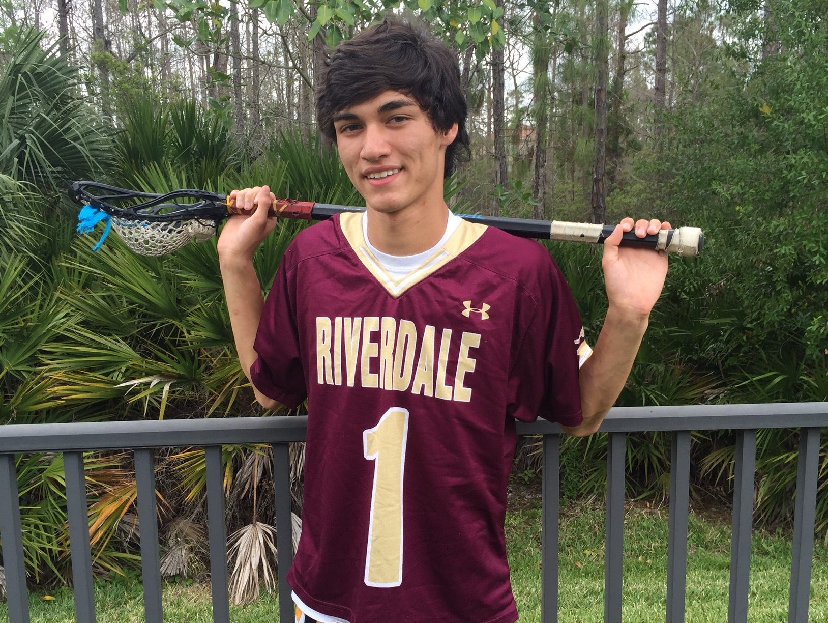 Riverdale junior Kyle Palmer is Athlete of the Week for March 14-19.