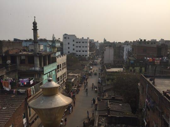 The Muslim community of Metiabruz, in southern Kolkata,