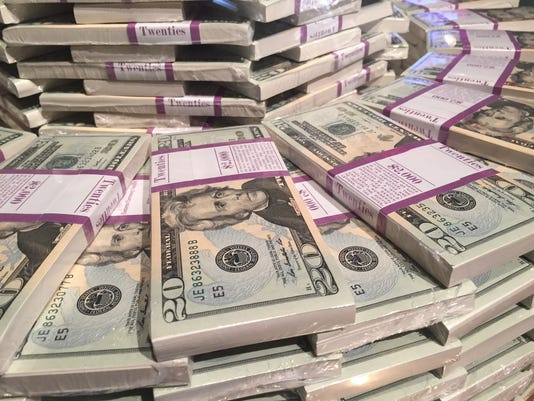 Stacking Up Cash for Retirement