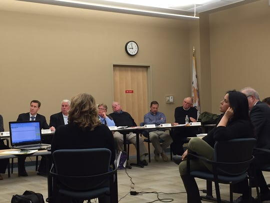The Monmouth County Agriculture Board met Tuesday to