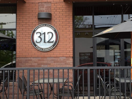 Germantown businesses like 312 Pizza Co. will have specials for Nashville Sounds fans on game days.