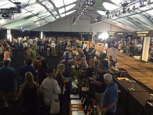An overview of the 2016 Palm Desert Food and Wine Festival.