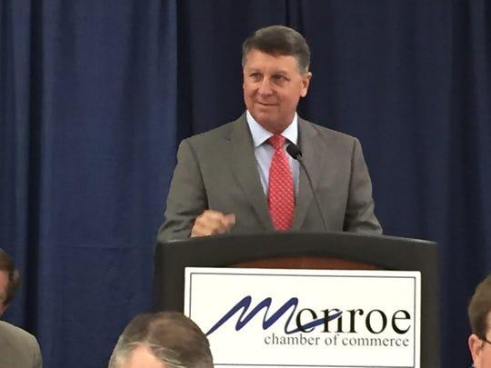 PAR President Robert Travis Scott discusses fiscal