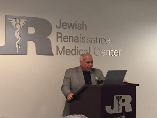 Alan Goldsmith, president of Jewish Renaissance, talks