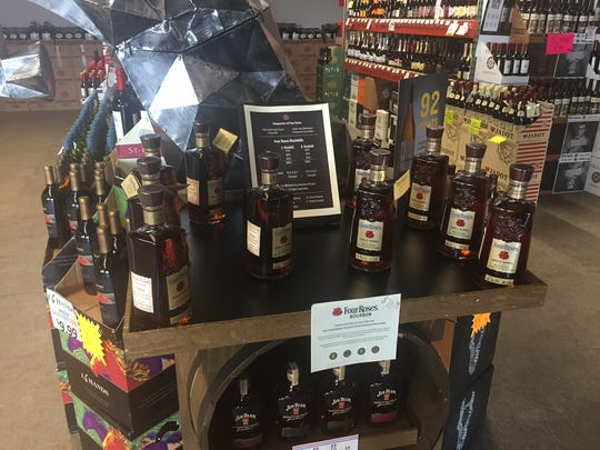 Bourbons are a specialty at new CityGate Wine & Spirits