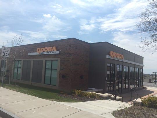 Qdoba to open in June