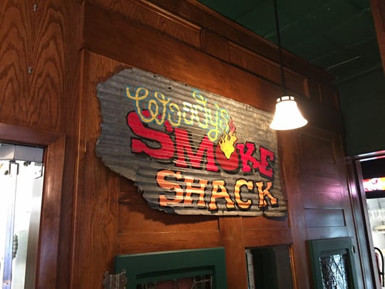 Woody's Smoke Shack, at 2511 Cottage Grove Avenue in