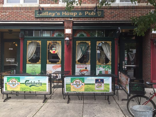Hailey's Harp in Metuchen is offering an opportunity