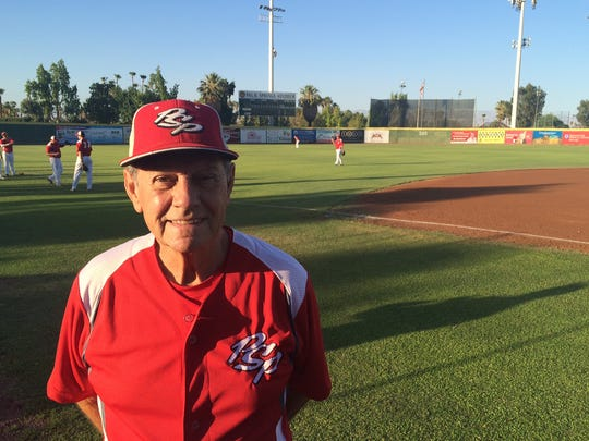 Palm Springs Power manager Harry Gurley, 76, is retiring after eight successful years at the helm  of the desert's collegiate-level summer baseball team.