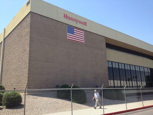 Honeywell building