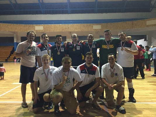 USA Tchoukball Team