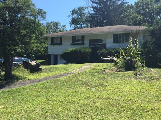The East Ramapo school district insists that trustee Joseph Chajmovicz has lived at this home in Airmont for the past seven years, despite accusations he rents it out to another family.
