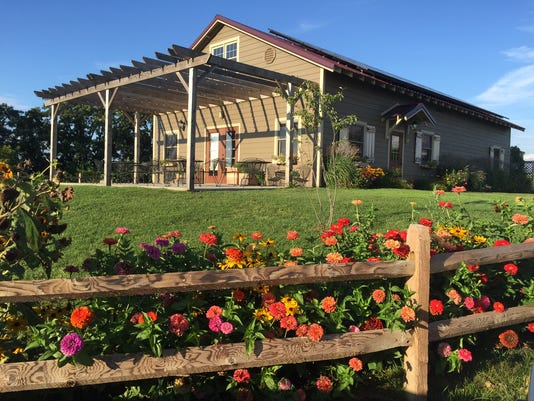 Campo Di Bella Winery Delights With Farm To Table Dinners
