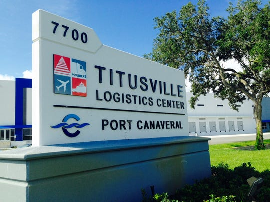 Port Canaveral has lined up an aerospace company for its first tenant at its Titusville Logistics Center off U.S. 1 in south Titusville.