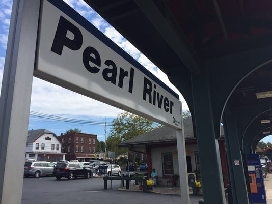 Pearl River train station