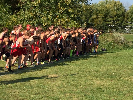 MOAC Cross Country Championships