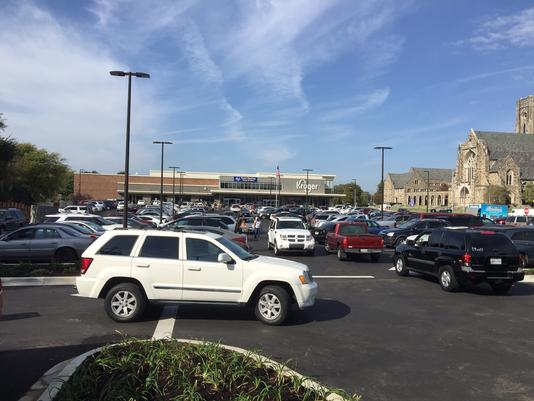 Midtown Kroger Parking