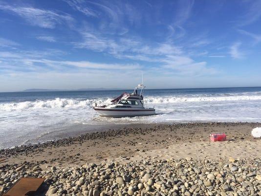 Ventura boat aground.JPG
