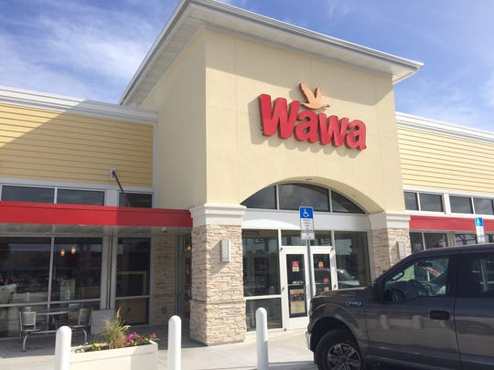 Two more Wawa convenience stores and gas stations soon could be opening in Indian River County. The county's first Wawa, pictured here, opened in 2016.