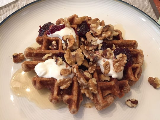 All home cooks need at least one great waffle recipe.