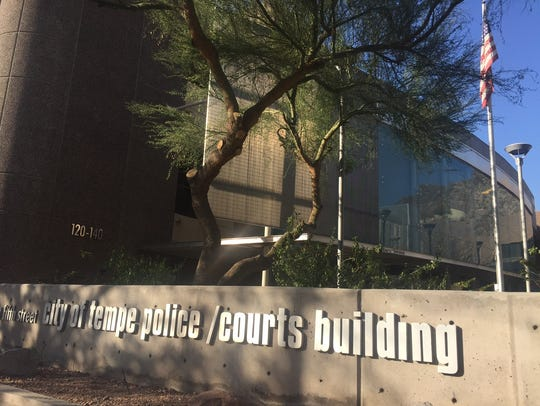 The Tempe Municipal Court houses the East Valley Regional