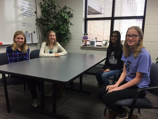 Four Pewaukee Essay Winners
