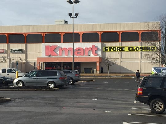 The Kmart on Route 18 in East Brunswick is closing.