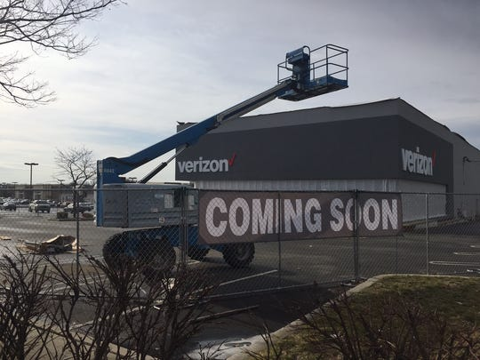 Verizon will soon be moving into a building on Route 18 South and Tices Lane in East Brunswick.