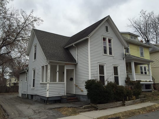 This house at 18 Malvern St. in Rochester incurred