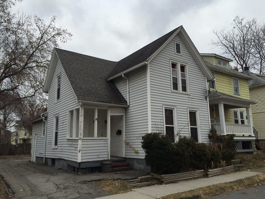 This house at 18 Malvern St. in Rochester incurred numerous code violations under the ownership of Rochester mayoral candidate James Sheppard.