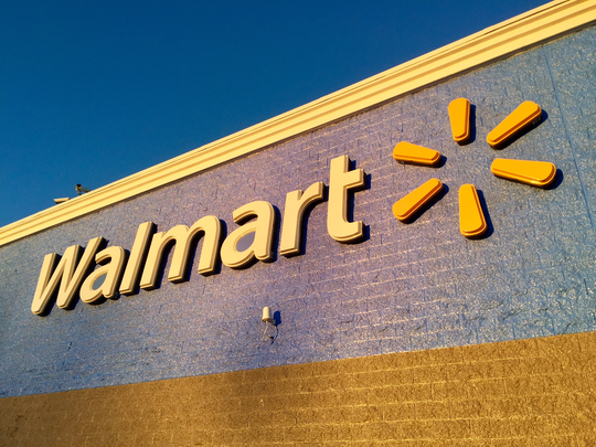 Walmart stores are hosting a teacher appreciation night on July 23. /photo file