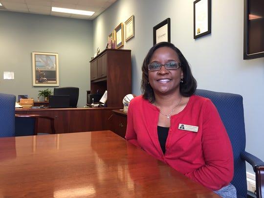 Former Asheville City Schools Superintendent Pamela Baldwin.