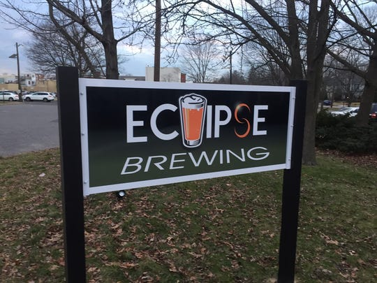 Eclipse Brewing is located in a former rescue squad building in Merchantville.