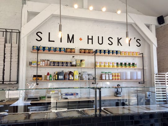 Slim & Husky's quickly became one of Nashville's most popular pizza joints after it opened in 2017.