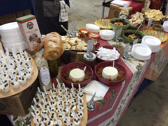 The 2017 Tastefest of Hanover will be held Friday,