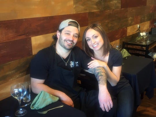 Dennis and Jillian Kelley enjoy being able to work