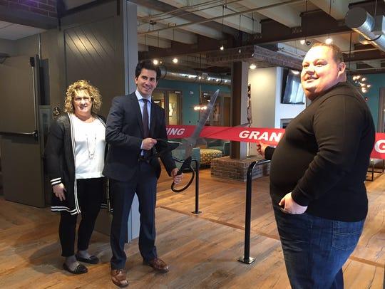 Jason Kaplan is joined by Helmetta Mayor Chris Slavicek