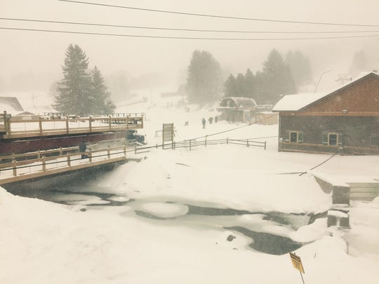 This week's winter storm added snow to slopes and other