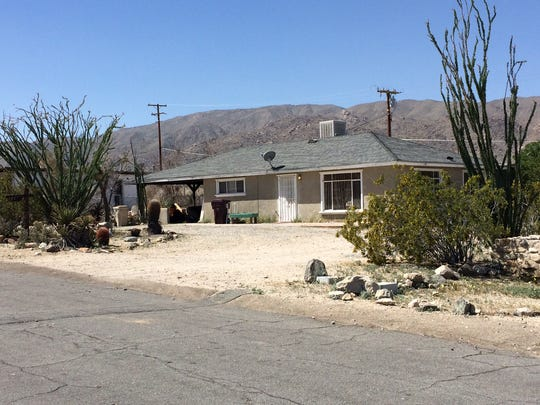 Two women were found dead at this Twentynine Palms home on March 24, 2017. The suspect in their killings was identified as a Marine from the Marine Corps Air Ground Combat Center.
