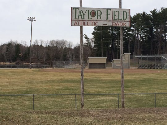 Taylor Field is home to Iola-Scandinavia High School baseball as well as the community's American Legion program. A movement is under way to renovate the facility after decades of neglect.