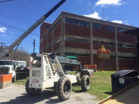 The Kentucky Coal Museum adds solar panels