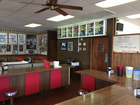 The Carolina Drive-In has been churning out its famous